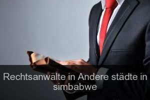 Rechtsanwälte in Andere städte in simbabwe