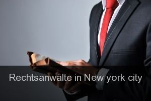 Rechtsanwälte in New york city